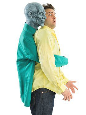 Creepy Companion Zombie Prop Adult Costume
