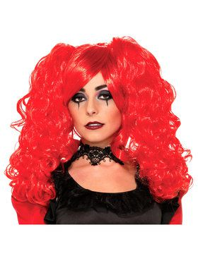 Crimson Vixen Women's Wig