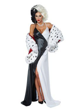 Cruel Diva Costume for Women