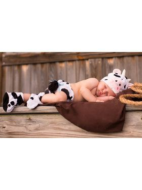 Cuddly Calf Infant Diaper Cover Set