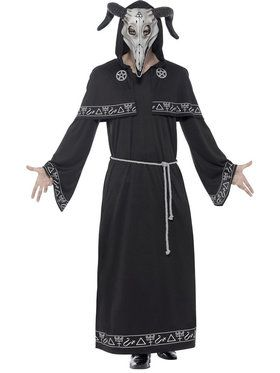 Cult Leader Men's Costume