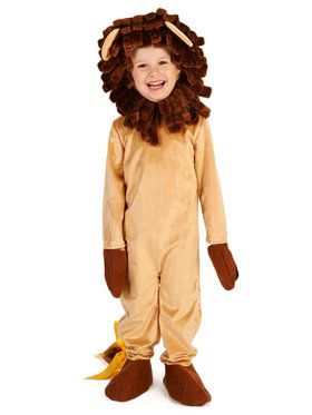 Cutest Cub Lion Costume For Toddlers