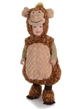 Cutest Monkey Costume Toddler