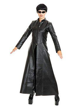 Women's Cyberpunk Cypher Enigma Coat