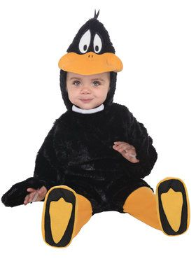 Daffy Duck Costume for Infants