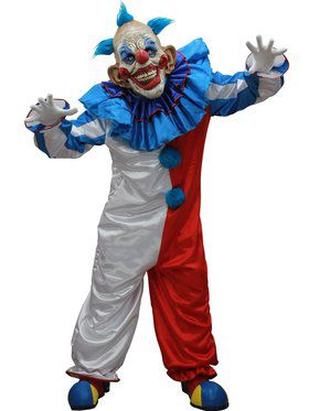 Dammy the Clown Adult Costume