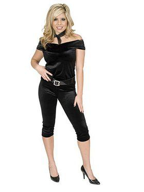 Plus Women's Off-Shoulder Dancing Queen Costume
