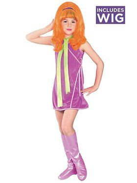 Daphne Childrens Costume