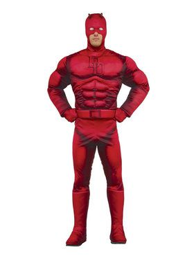 Daredevil Deluxe Men's Costume