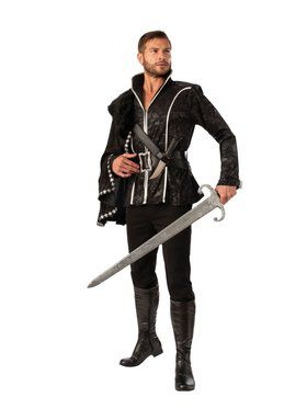 Dark Prince Costume for Adults