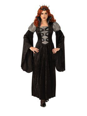 Dark Queen Costume for Adults