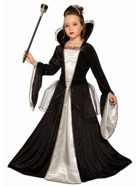 Child Dark Queen Costume