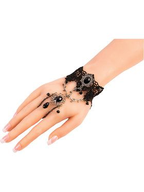Dark Royalty Hand Jewelry for Adults