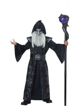 Dark Wizard Costume for Children