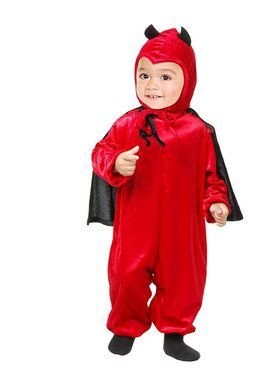 Toddler's Darling Devil Costume
