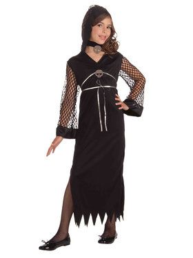 Darling Of Darkness Girl's Costume