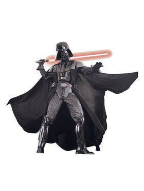 Adult Collector's Edition Darth Vader Costume