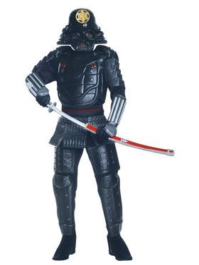 Star Wars Men's Samurai Darth Vader Adult Costume