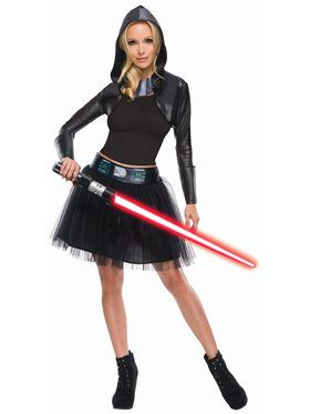 Darth Vader Bolero For Adults