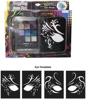 Dazzling Face Art Sparkle Eyeshadow