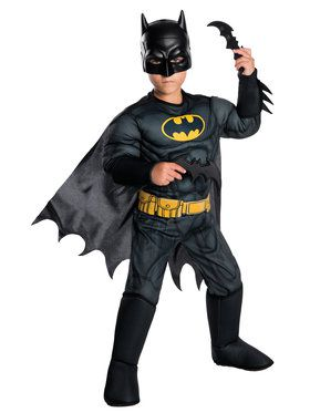 DC Comics Batman Child Deluxe Costume