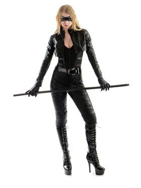 Black Canary Costume For Women