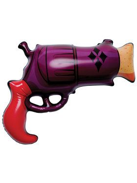 DC Comics - Harley Inflatable Gun