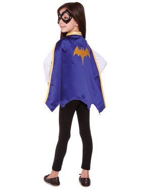 DC Super Hero Batgirl Cape Set For Children