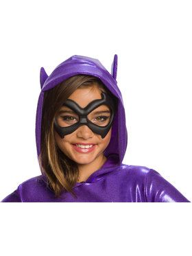 Dc Super Hero Girls Batgirl Mask