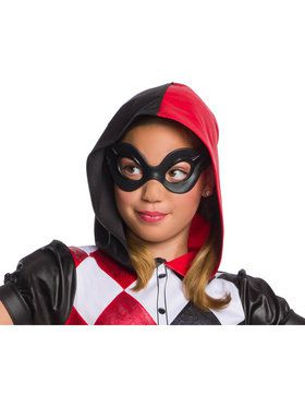 DC Super Hero Girls: Mask - Harley Quinn