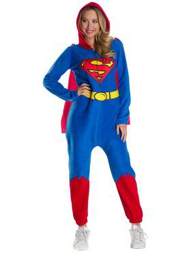DC Superheroes Superman Onesie for Women