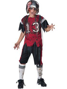 Dead Zone Zombie Costume For Children