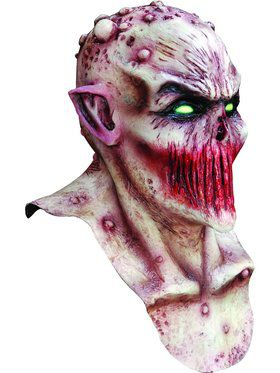 Deadly Silence Mask for Adults