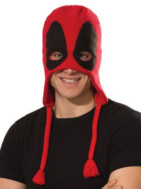 Deadpool Adult Fleece Hat