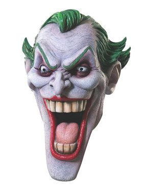 Batman Adult Joker Mask