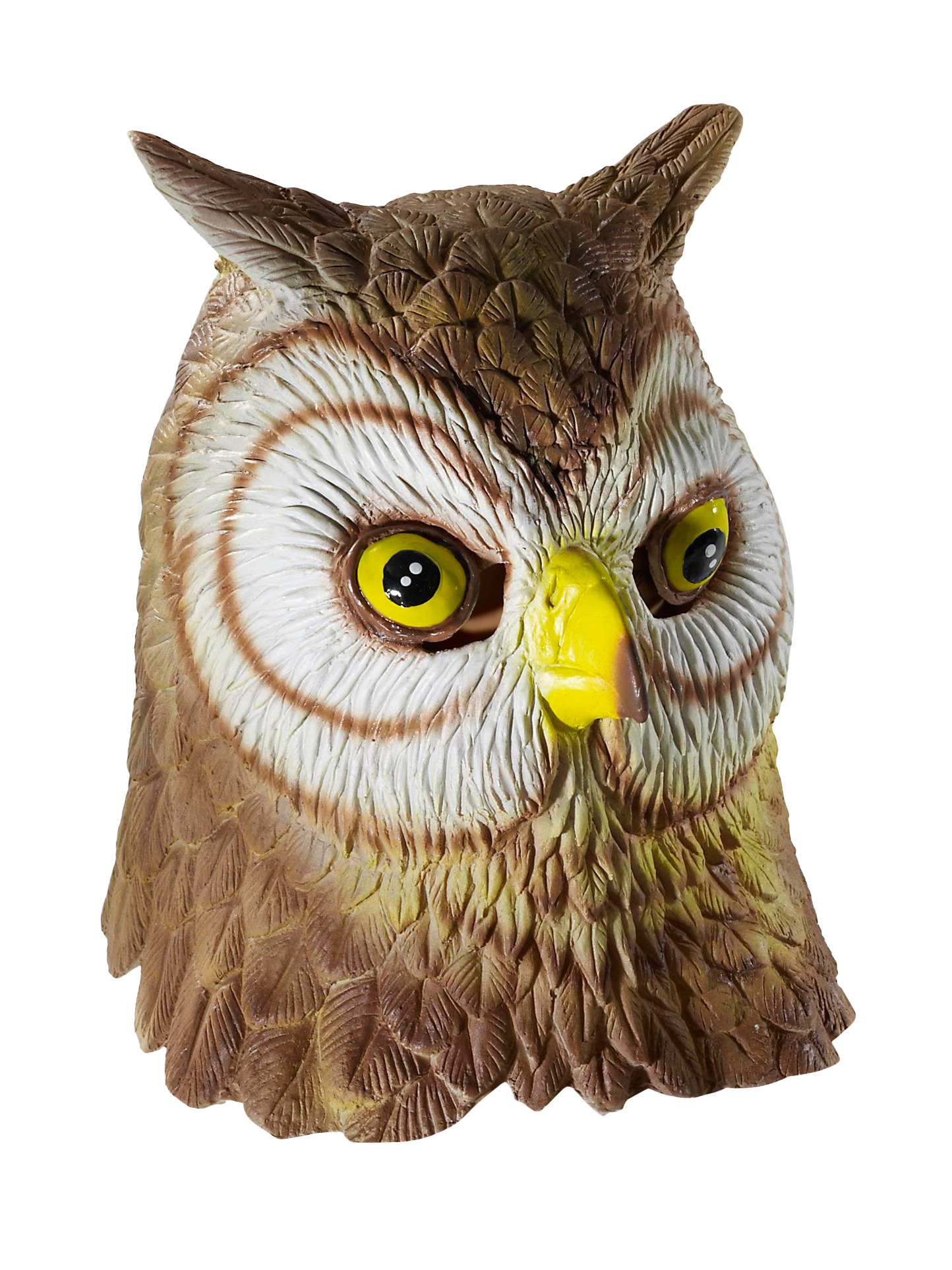 Deluxe Adult Owl Mask