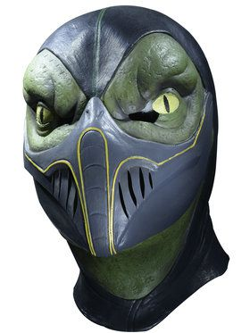 Deluxe Adult Reptile Latex Mask
