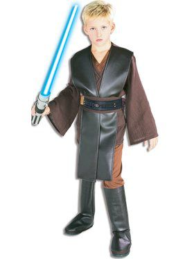Deluxe Anakin Skywalker Child Costume