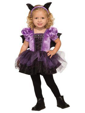 Deluxe Bat Witch Child Costume