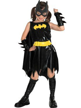 Deluxe Batgirl Childrens Costume