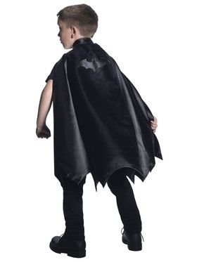 Deluxe Batman Cape For Children