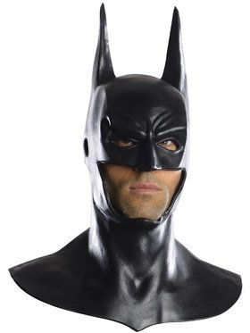 Deluxe Batman Cowl for Adults