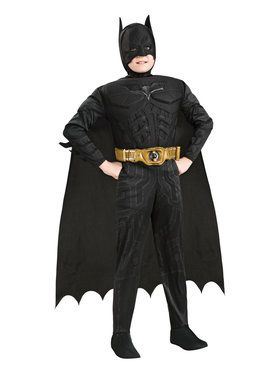 Deluxe Batman Dark Knight Rises Costume Toddler