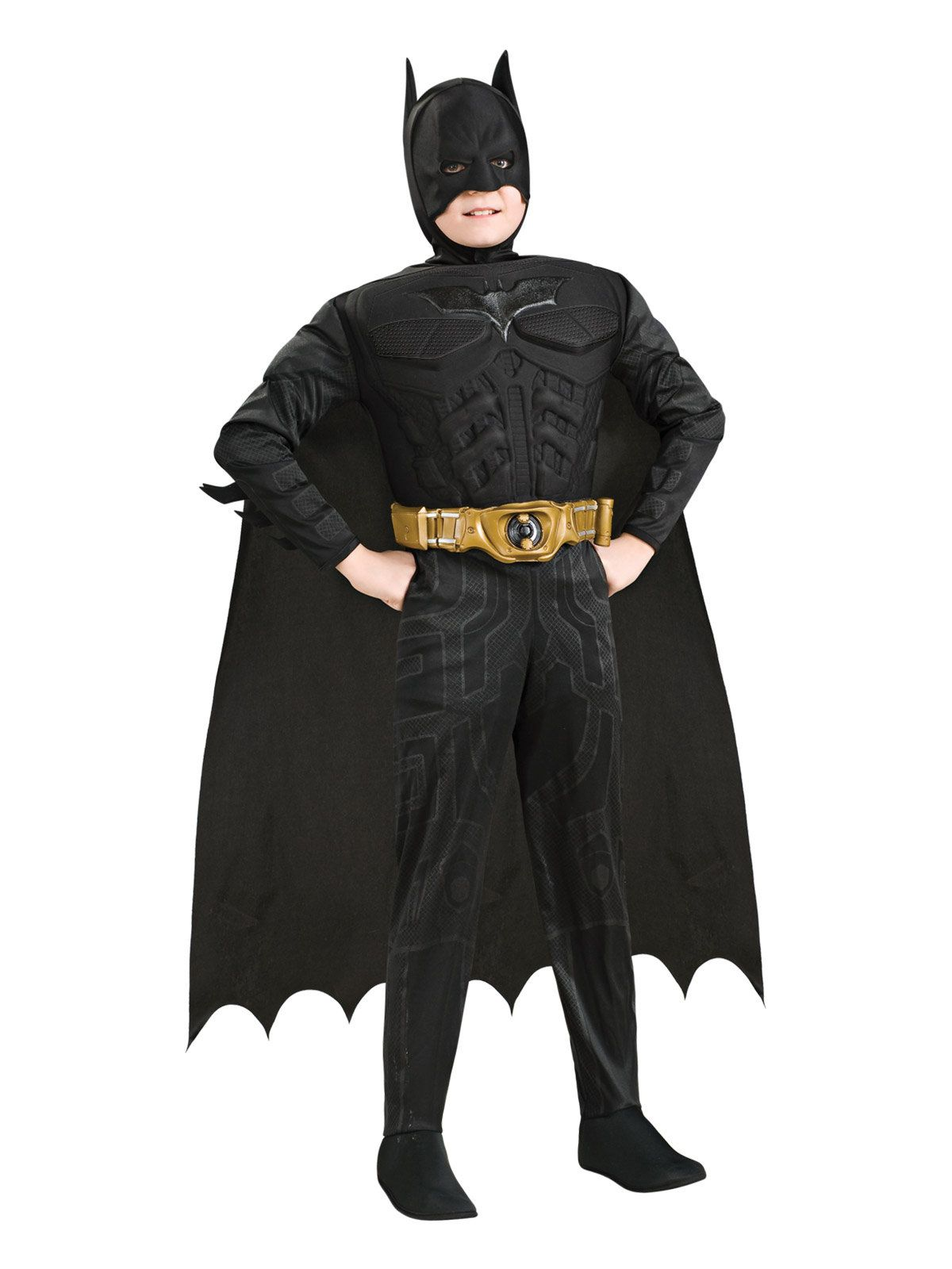Deluxe Batman Dark Knight Rises Costume Toddler  sc 1 st  Wholesale Halloween Costumes & Deluxe Batman Dark Knight Rises Costume Toddler - Boys Costumes for ...