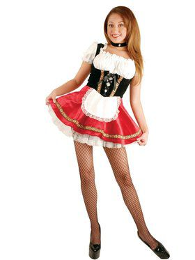 Deluxe Beer Garden Adult Costume