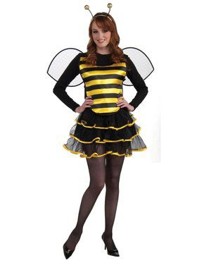 Deluxe Adult Bumble Bee Kit Costume