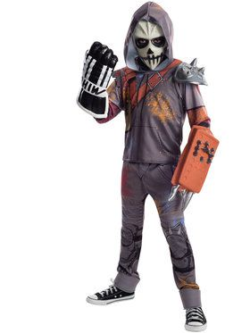 Deluxe Casey Jones Teenage Mutant Ninja Turtles Boys Costume