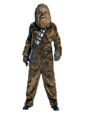 Star Wars - Chewbacca Adult Costume
