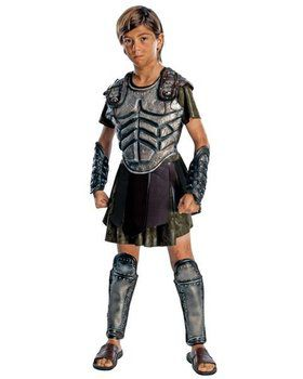 Deluxe Clash of the Titans Perseus Costume for Boys