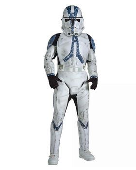 Deluxe Clone Trooper Child Costume